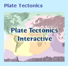 General information on plate tectonics, including images, animations and explanations.