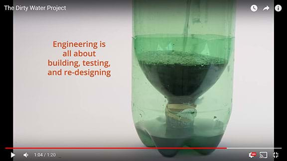 The Dirty Water Project: Design-Build-Test Your Own Water Filters - Activity - TeachEngineering