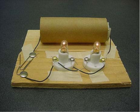 how to make a parallel circuit science project