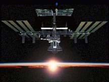 Life in Space: The International Space Station - Lesson