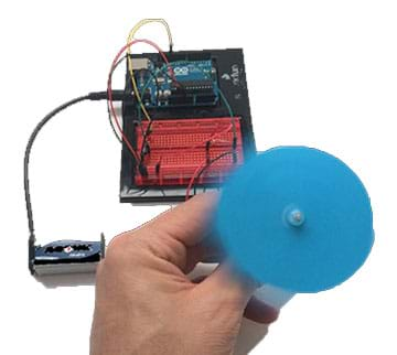 Make a Sticky-Note Fan with Arduino - Maker Challenge - TeachEngineering