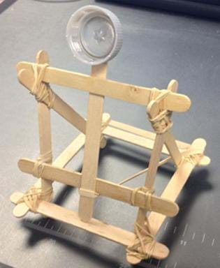Design a Catapult (for Informal Learning) - Sprinkle - www.teachengineering.org