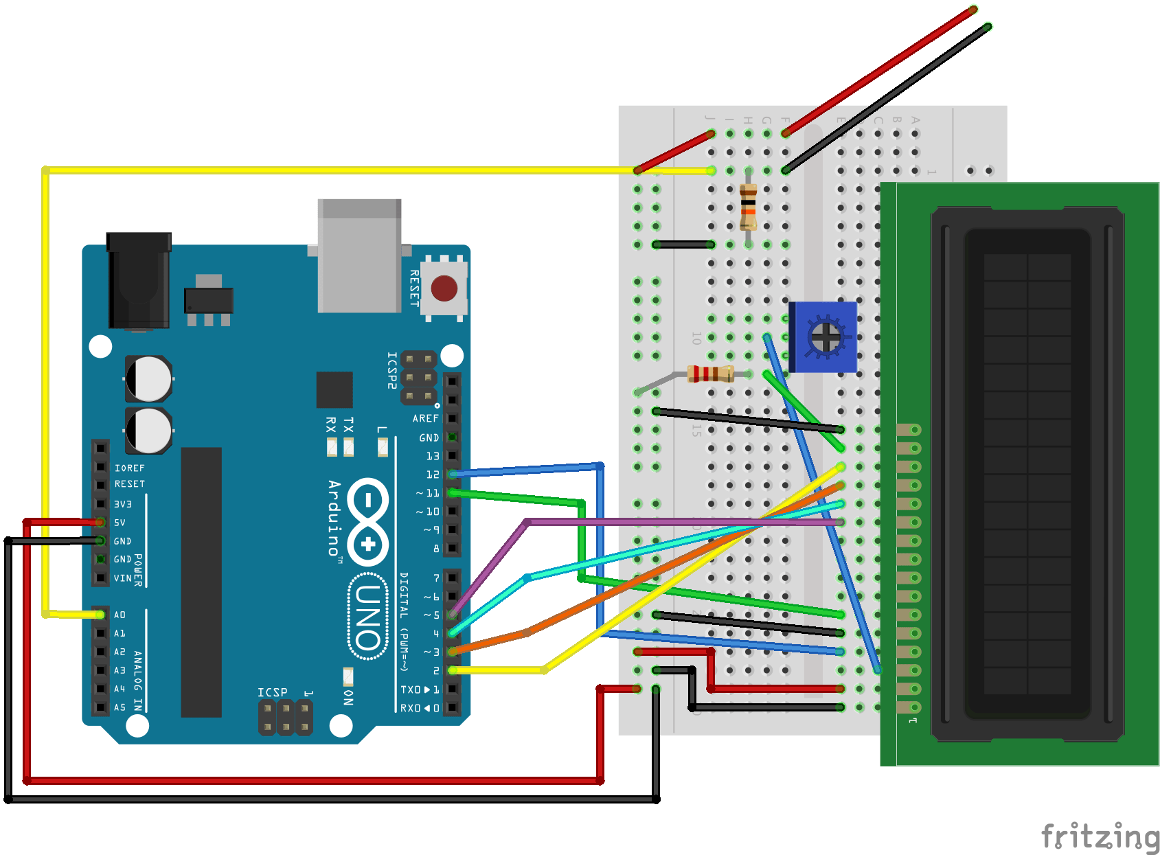 Build And Test A Conductivity Probe With Arduino Activity Circuit Diagram Electronics Circuits Students Wiring Figure 12 Is The Corresponding Schematic Note Although 11 Does Not Show Trimpot Connected To Gnd Anode