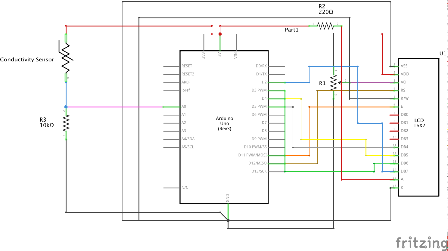 Peachy Build And Test A Conductivity Probe With Arduino Activity Wiring 101 Akebretraxxcnl