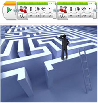 Navigating a Maze - Activity - TeachEngineering