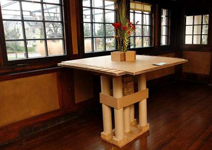 Ordinaire Out Of The Box: A Furniture Design + Engineering Challenge   Maker  Challenge   TeachEngineering