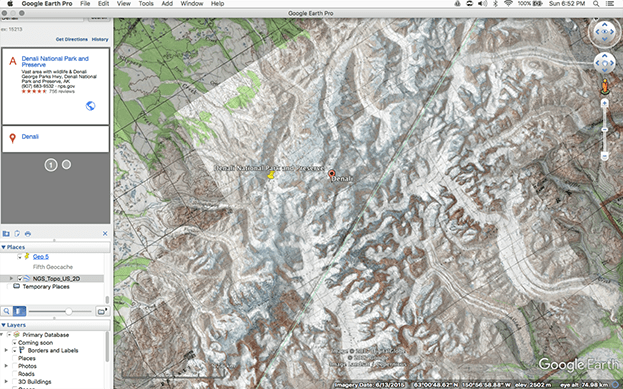 Topographic Maps and Ratios: A Study of Denali - Activity ...